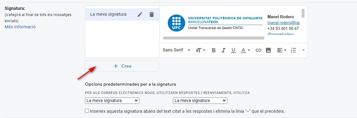 Varies signatures