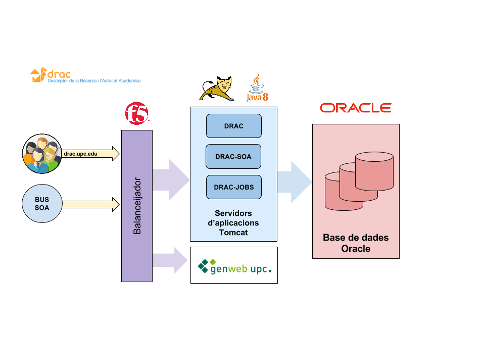Model Logic DRAC