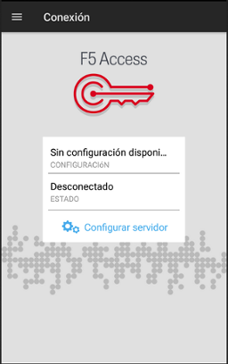 F5 Access Android Client